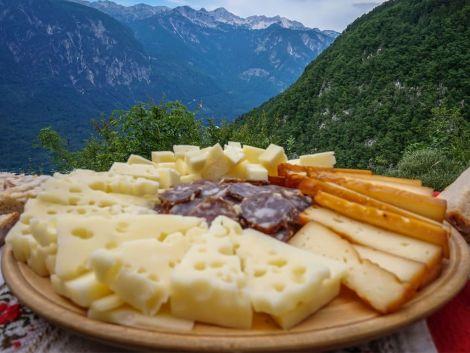 Apartmaji Triglav Bohinj Hike N Taste Hrana